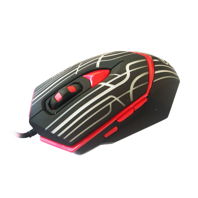 Marvo Arachinds M907 Mouse Gaming 7D - Black