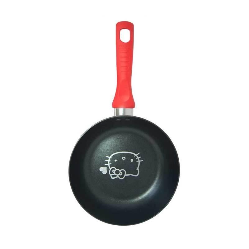 Maxim Hello Kity Frying Pan Wajan [20 cm]