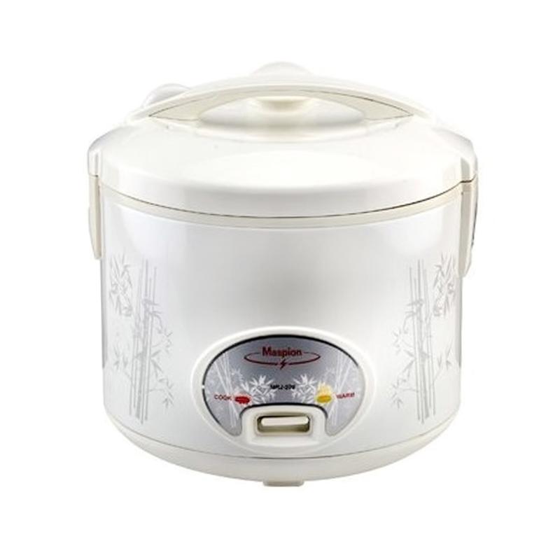 Maspion 3 in 1 MRJ-208 Rice Cooker [2 Liter]