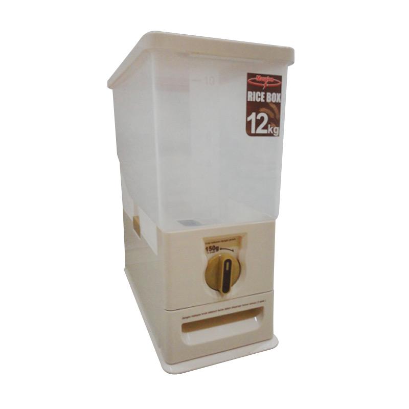 harga Maspion MRD-12 Rice Box [12 kg] Blibli.com