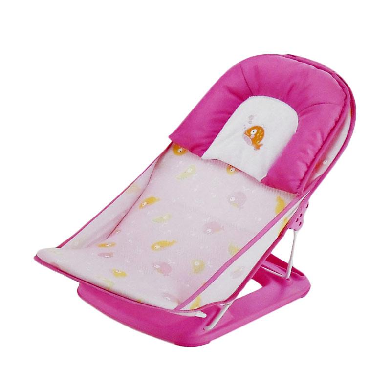 Mastela 07360 Deluxe Baby Bather Alas Mandi Bayi - Pink
