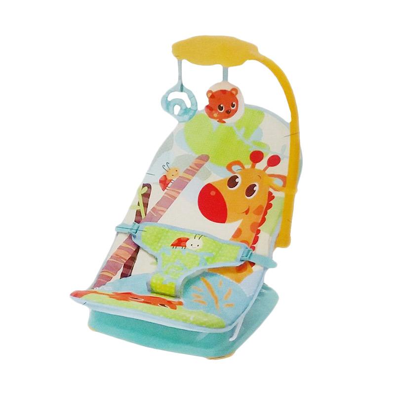 harga Mastela Chanel7 Foldable Infant Seat Baby Bouncer Blibli.com