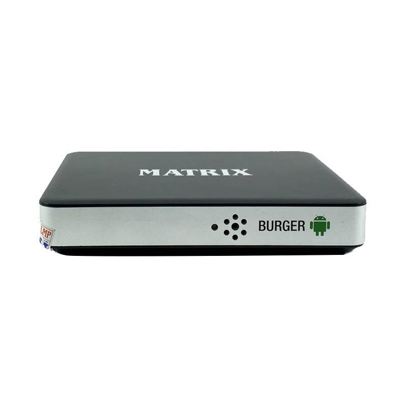 harga Matrix Burger DVB-S2 TV Box Android Receiver Parabola Blibli.com