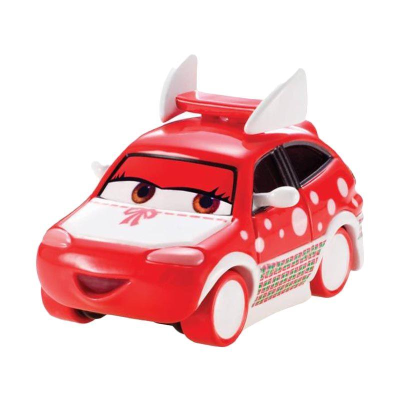 Mattel Disney Cars Harumi Tuners Edition (1:55) Mainan Anak
