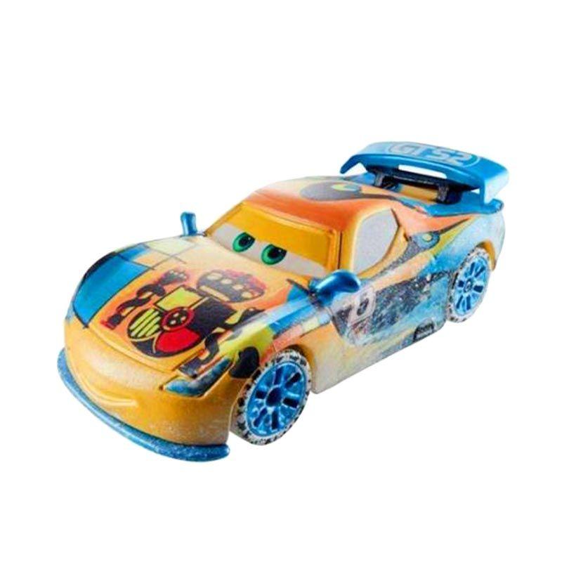 Mattel Disney Cars Ice Racers Miguel Camino (1:55) Mainan Anak