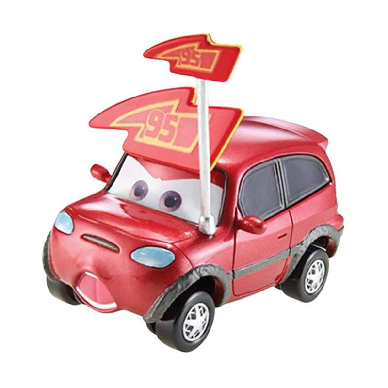 Mattel Disney Cars Timothy Twostroke (1:55) Mainan Anak