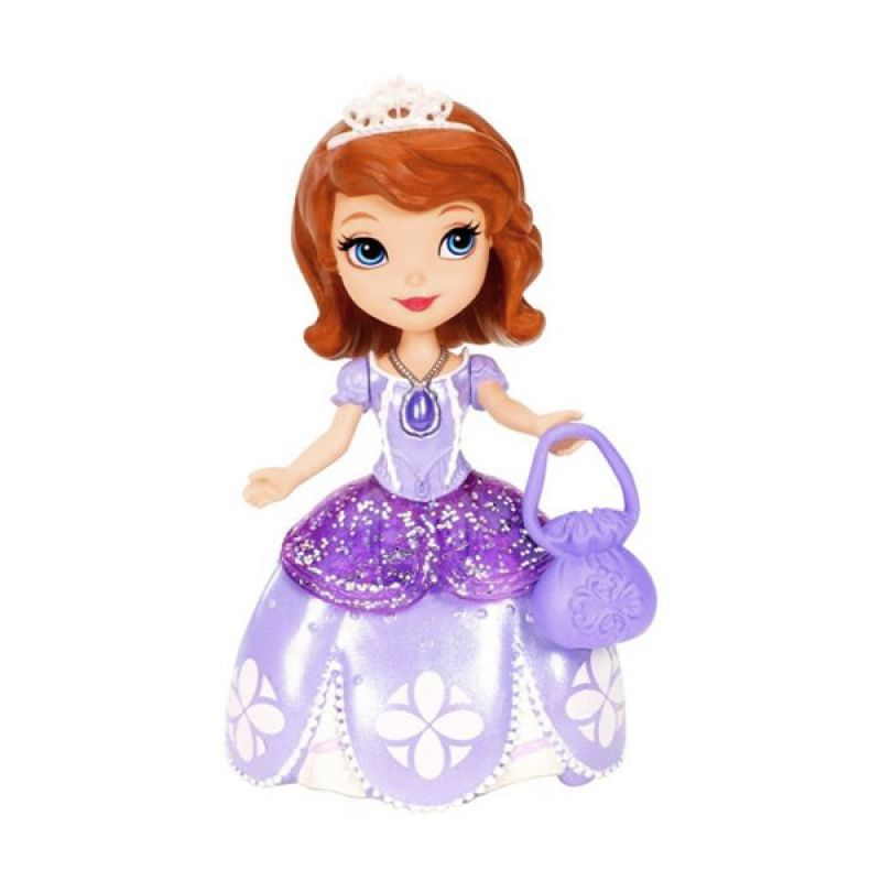 Disney Sofia The First #1 Believe in Yourself (8cm) Original Item