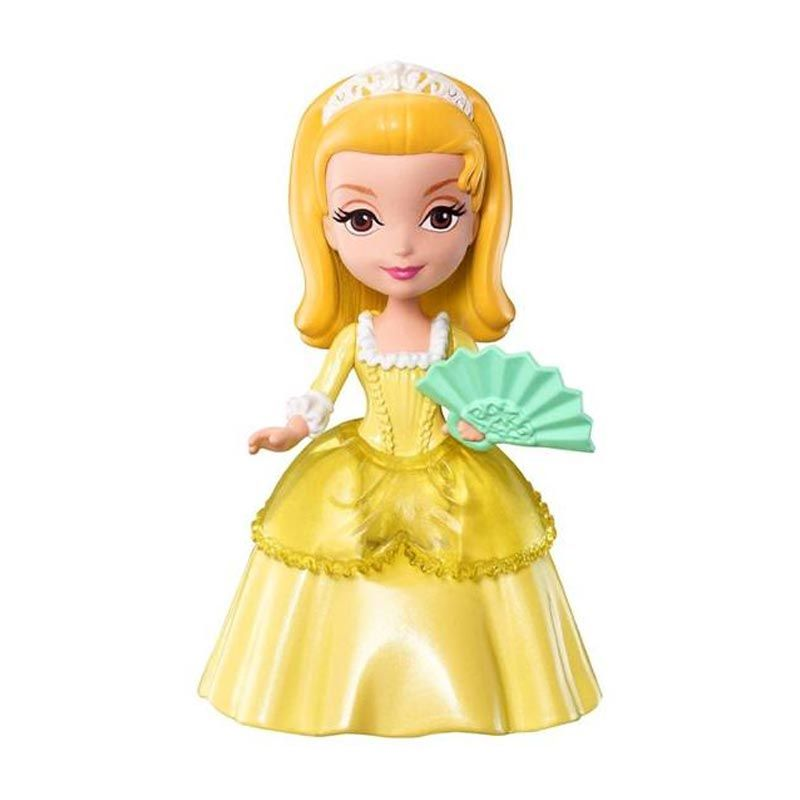 Disney Sofia The First Princess Amber #3 Be Good Sister (8cm) Original Item