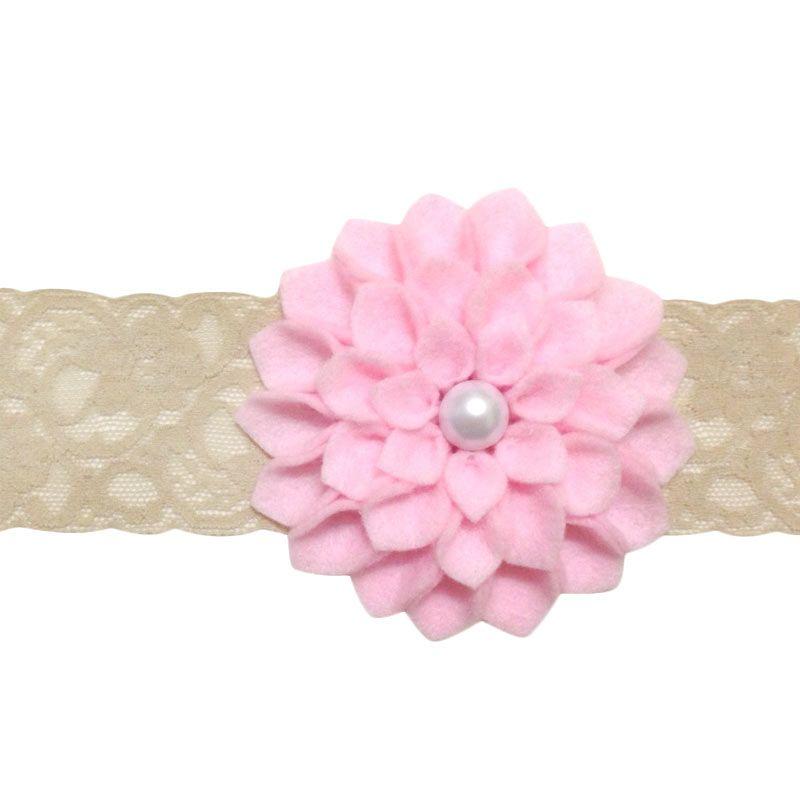 Mauveine Bandana Hibiscus Pink