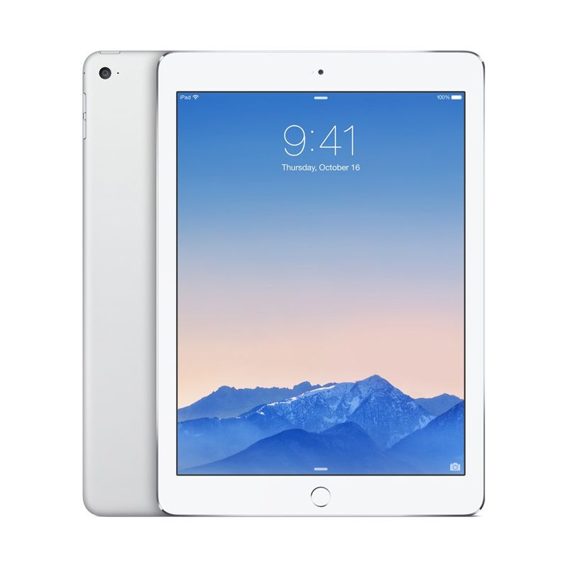 Apple iPad Air 2 16 GB Silver Tablet [Wifi + Cellular]
