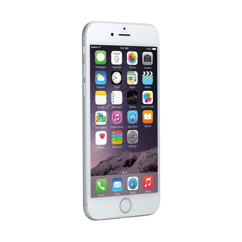 Apple iPhone 6 128 GB Silver Smartphone