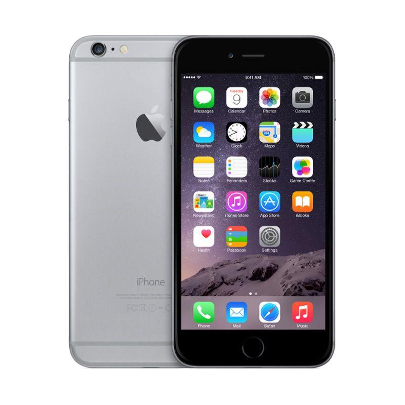 Apple iPhone 6 Plus 64 GB Grey Smartphone