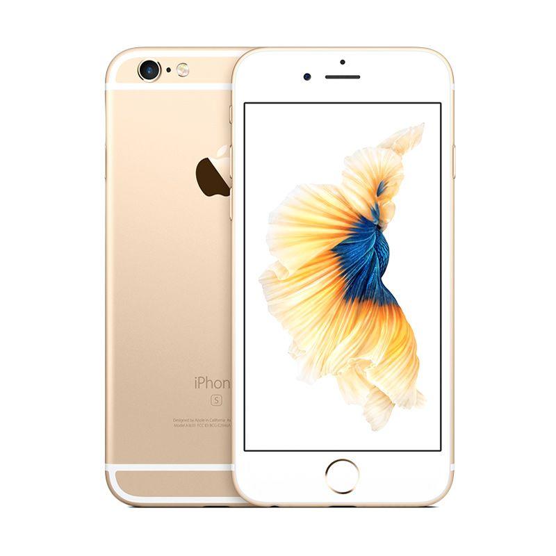 Apple iPhone 6S 128 GB Gold Smartphone