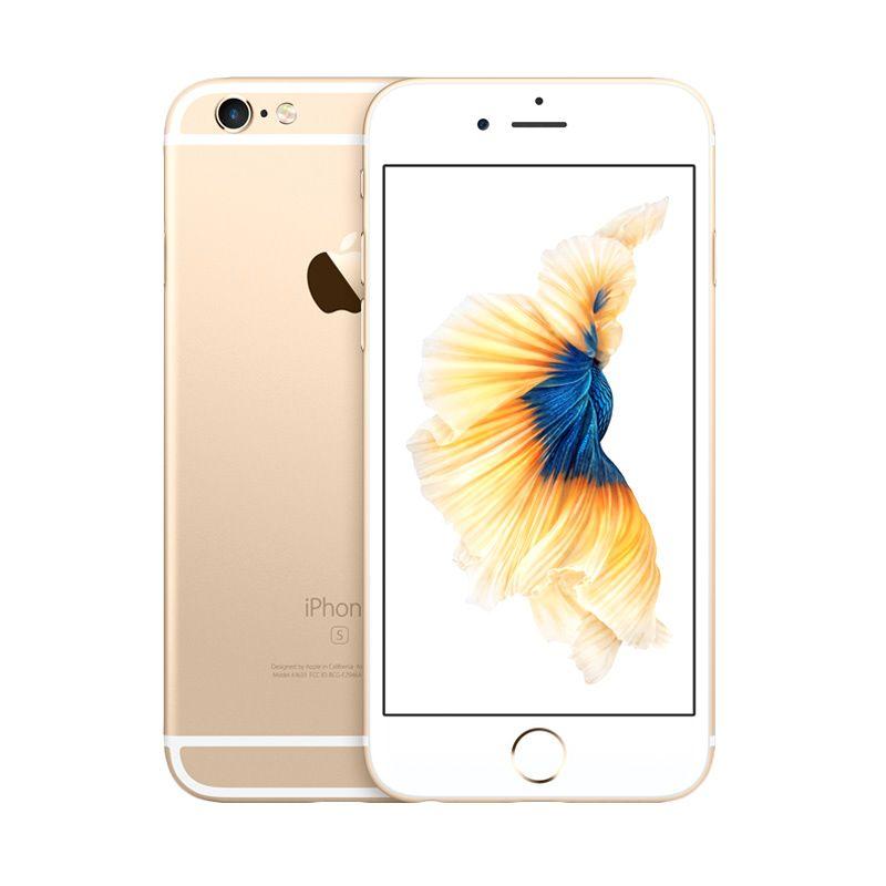Apple iPhone 6S Plus 16 GB Gold Smartphone