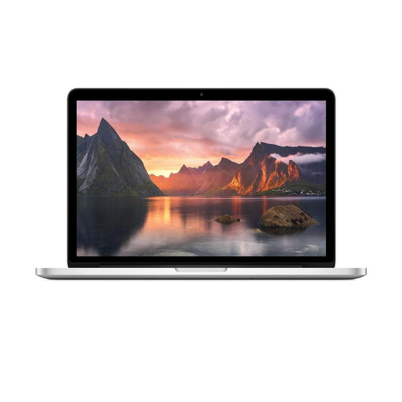 harga Apple Macbook Pro Retina 2015 MF839 [13 Inch/8 GB/128 GB] Blibli.com