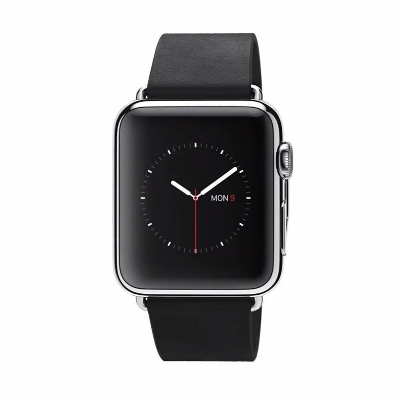 Apple Watch Modern Buckle Stainless Hitam Smartwatch [38 mm]