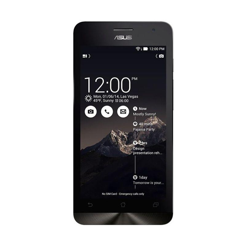 Asus Zenfone 6 Hitam Smartphone