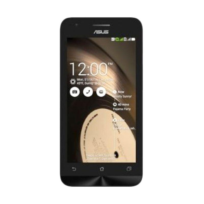 Asus Zenfone Go ZC500TG Black Smartphone [8 GB]