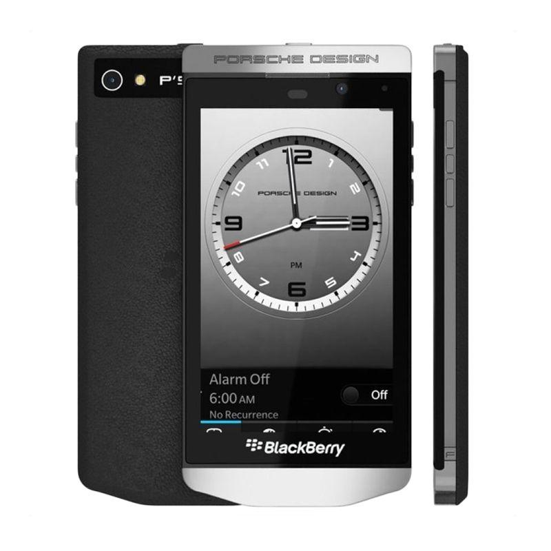Blackberry Porsche P9982 Silver Smartphone