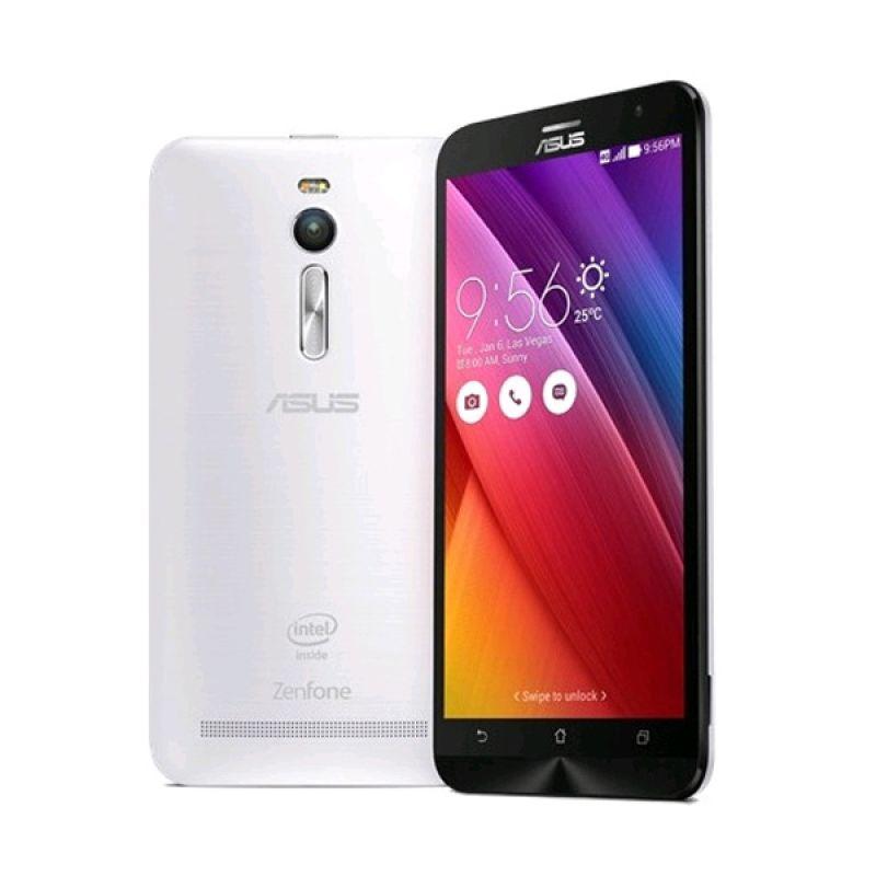 Asus Zenfone 2 ZE550ML White [16GB/2GB/Garansi Distributor]