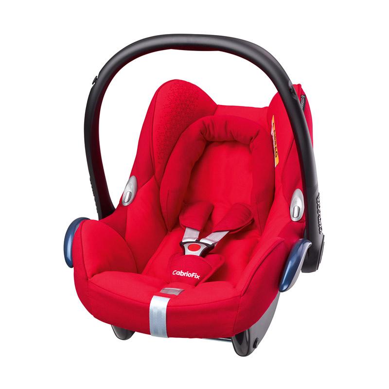 Maxi-Cosi Cabriofix Origami Car Seat - Red