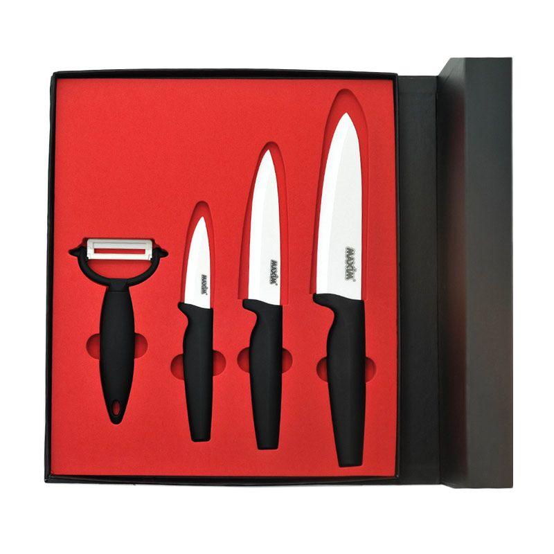 Maxim Ceramic Knife Set [4 Pcs]