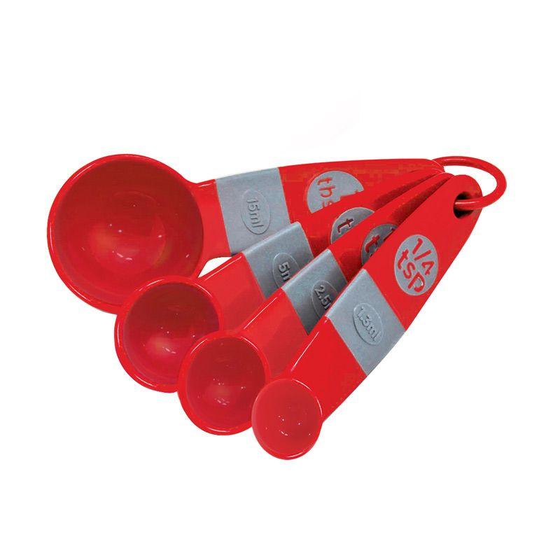 Maxim Set Measuring Spoon [4 Pcs]