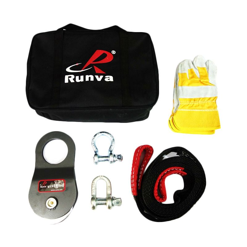 Runva Off-Road Recovery Accessories Kit