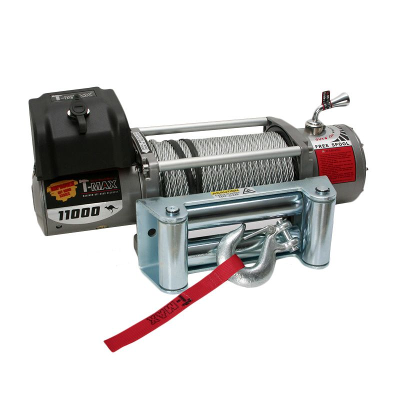 T-Max EW 11000 Electric Winch Mesin Derek [28.5 m]