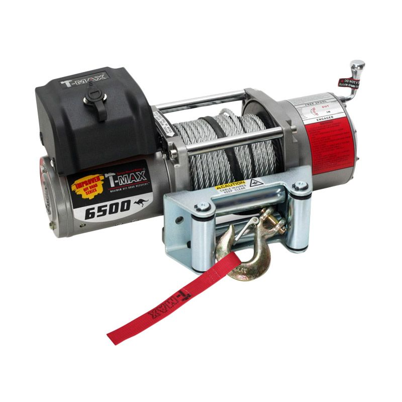 T-Max EW 6500 Electric Winch Mesin Derek [24 m]