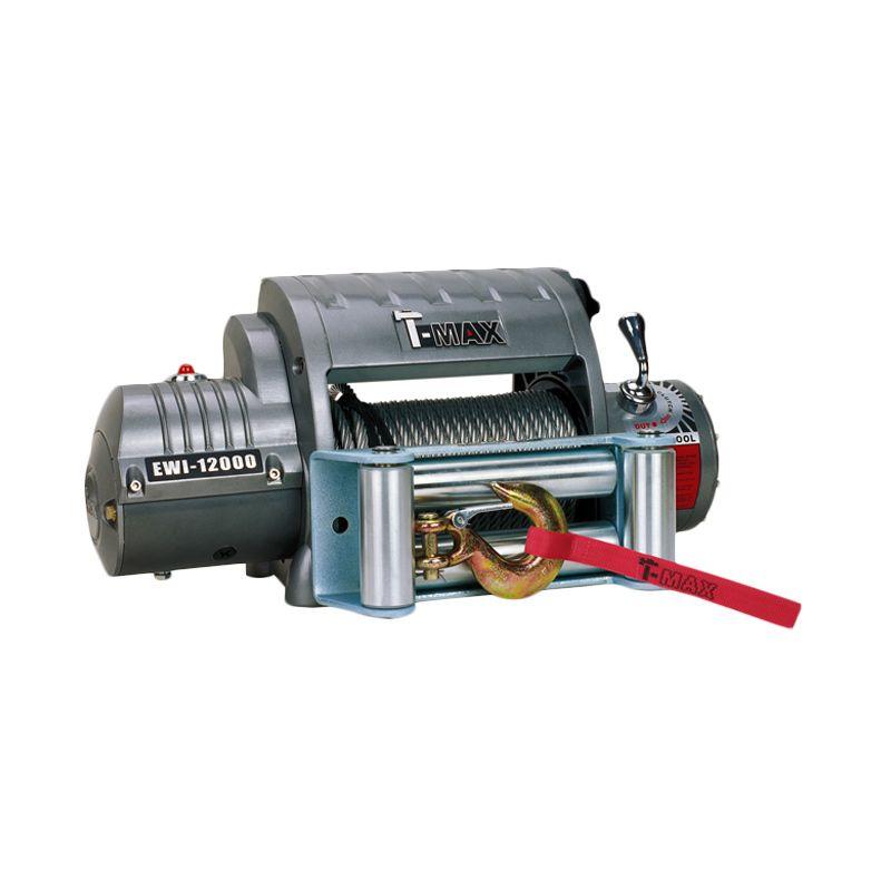T-Max EWI 12000 Electric Winch Mesin Derek [30 m]