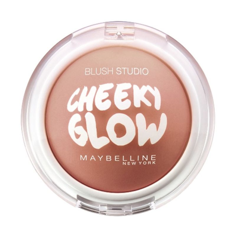 Jual Maybelline Cheeky Glow 02 Wooden Rose Blush On Online
