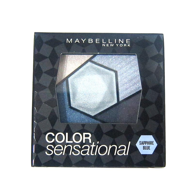 Maybelline Color Sensational Diamond Eye Shadow - Sapphire Blue
