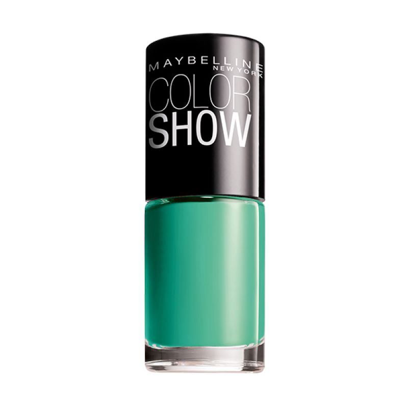 Maybelline Color Show #301 Tenacious Teal Kutek