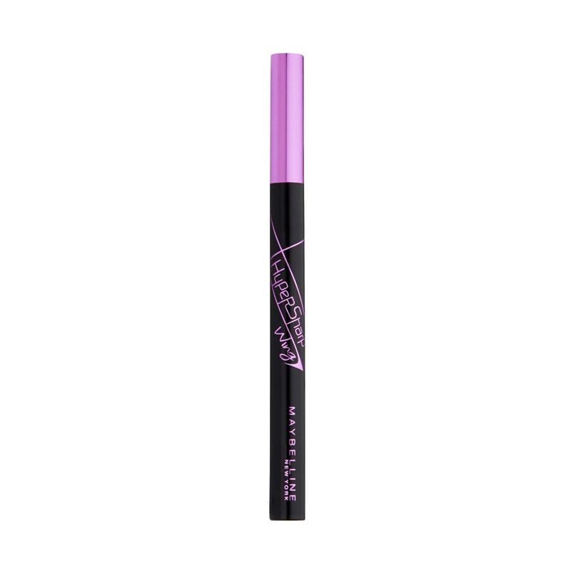 Maybelline Eyestudio Hypersharp Wing Liquid Liner Eyeliner - Black
