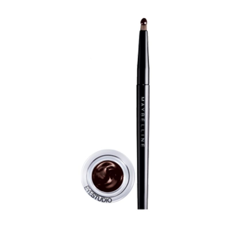 Maybelline Eyestudio Lasting Drama Gel Liner 36H Brown Gel liner