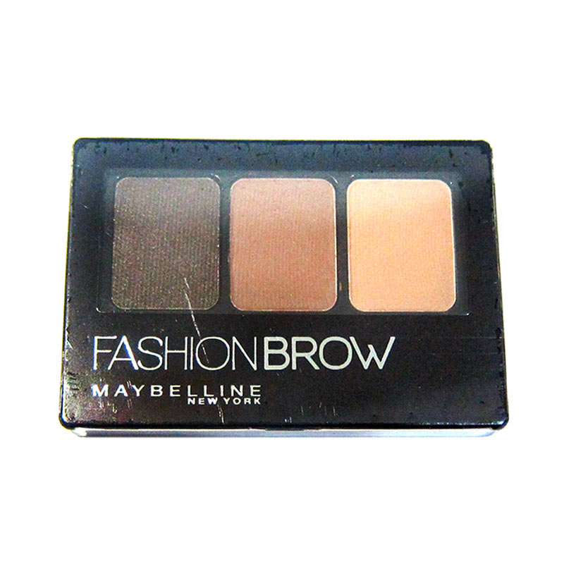 Maybelline Fashion Brow 3D Brow & Nose Palette - Cokelat