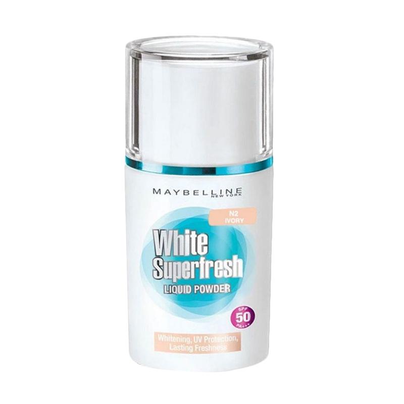 Maybelline White Superfresh Liquid Powder N2 Ivory