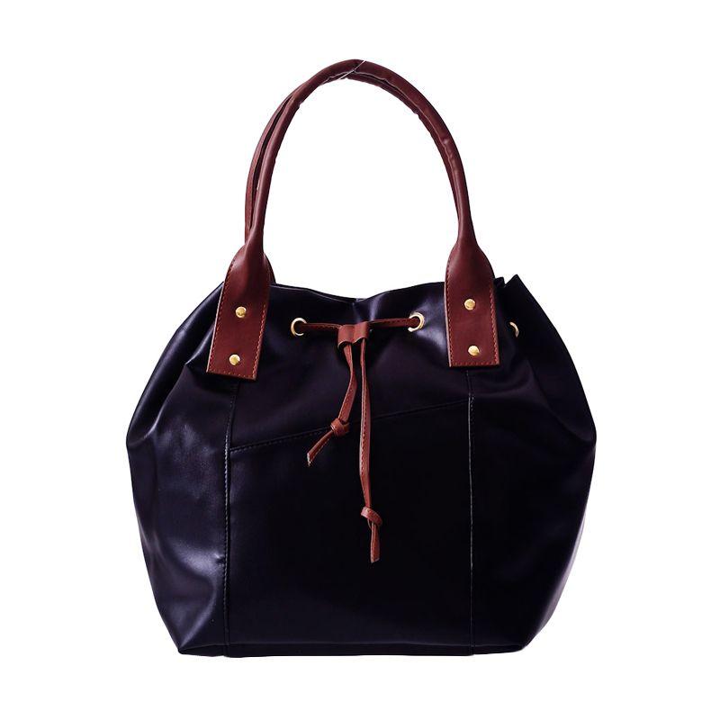 Mayonette Carmaine Shoulder Bag Black Tas Tangan
