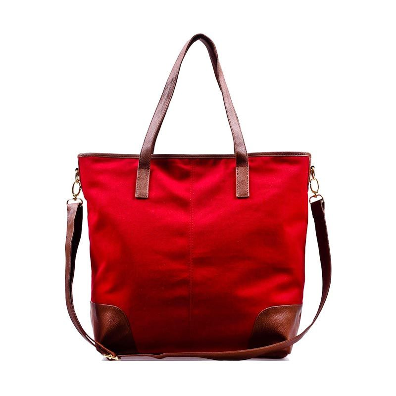 Mayonette Debora Canvas Red