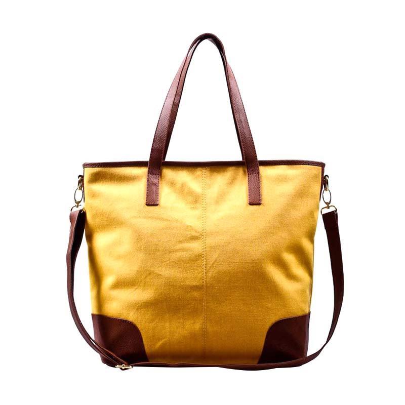 Mayonette Debora Canvas Yellow