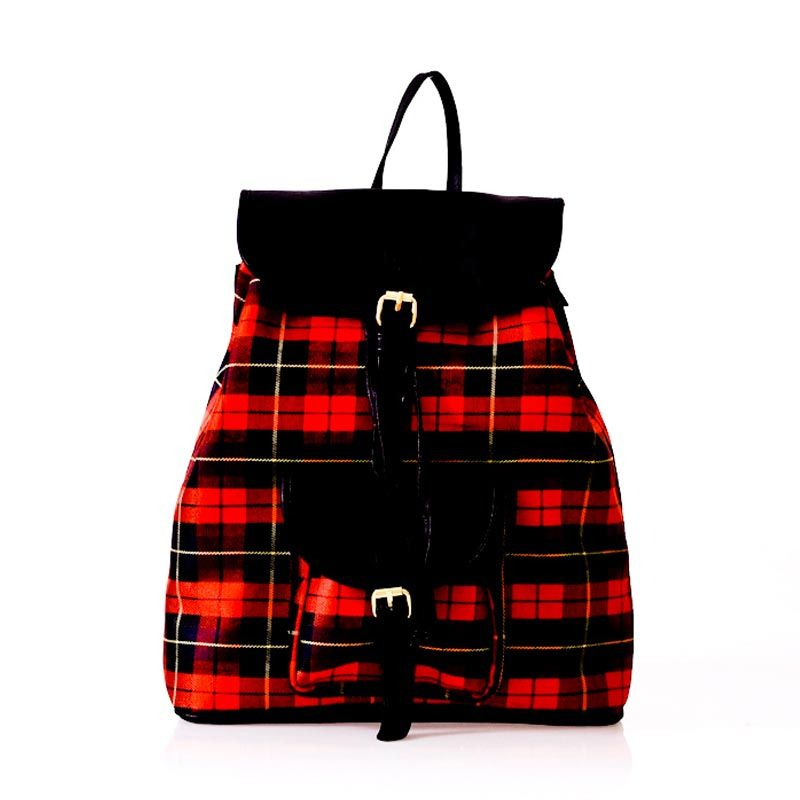 Mayonette Fidela Backpack Red
