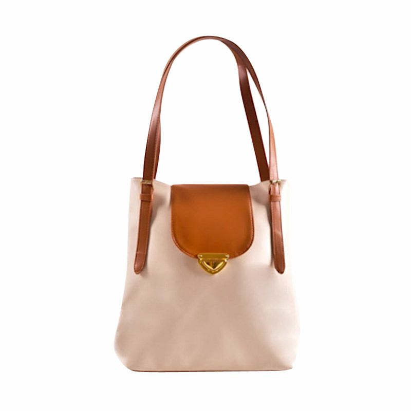 Mayonette Janet Totes White