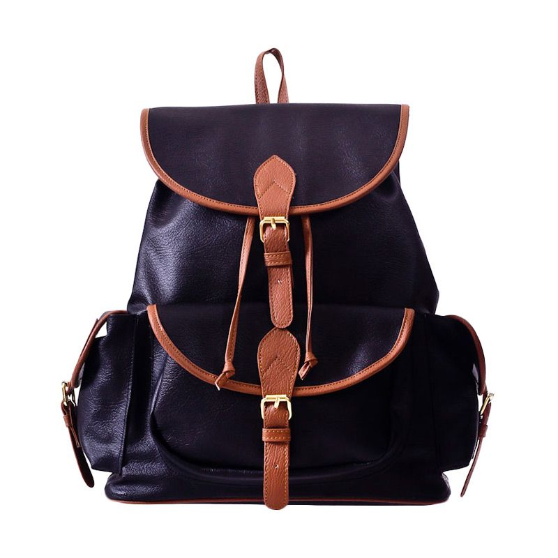 Mayonette Joseline Backpack Black Tas Ransel