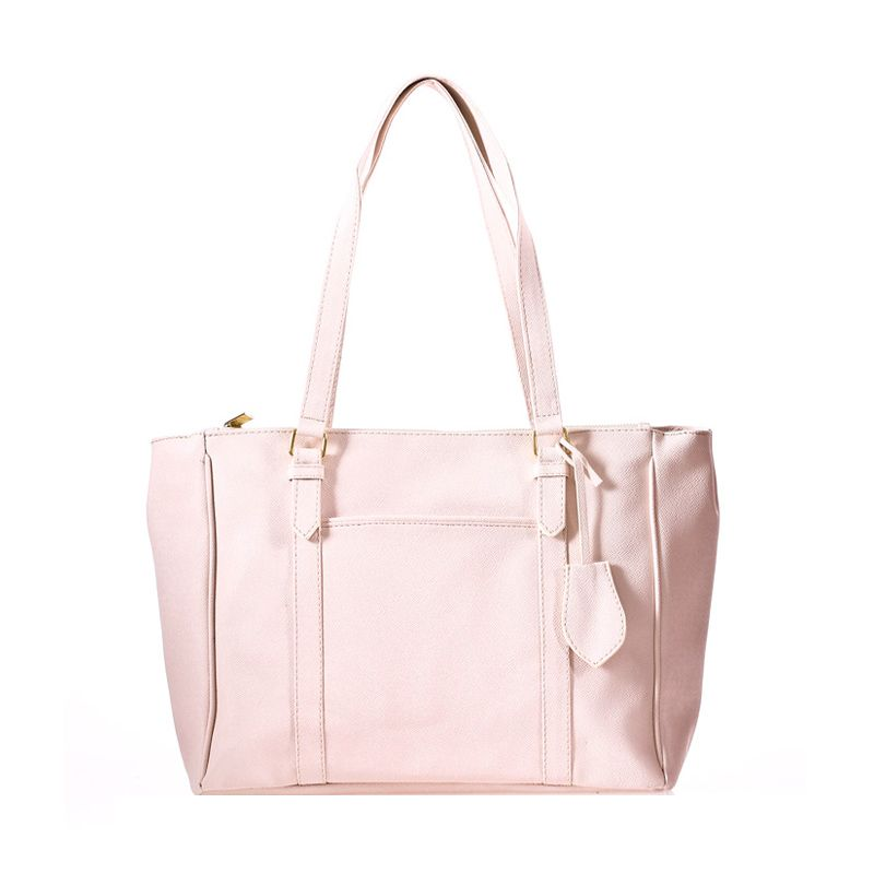 Mayonette Natia Totes Bag Peach Tas Tangan