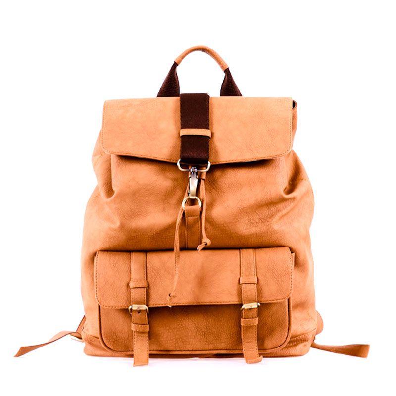 Mayonette Tristan Backpack Brown Tas Ransel