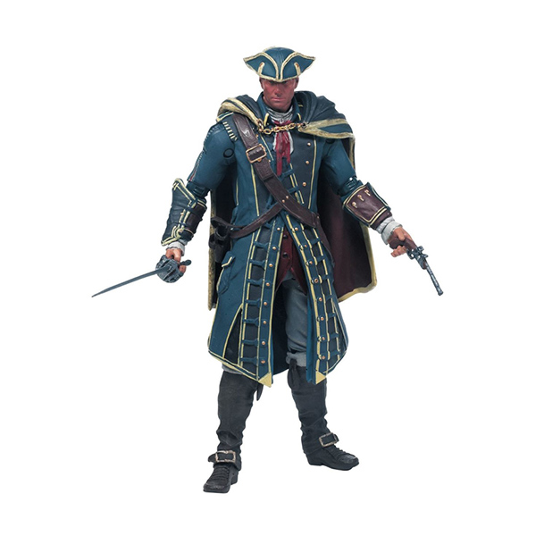 harga McFarlane Assassins Creed Series 1 Haytham Kenway Action Figure Blibli.com