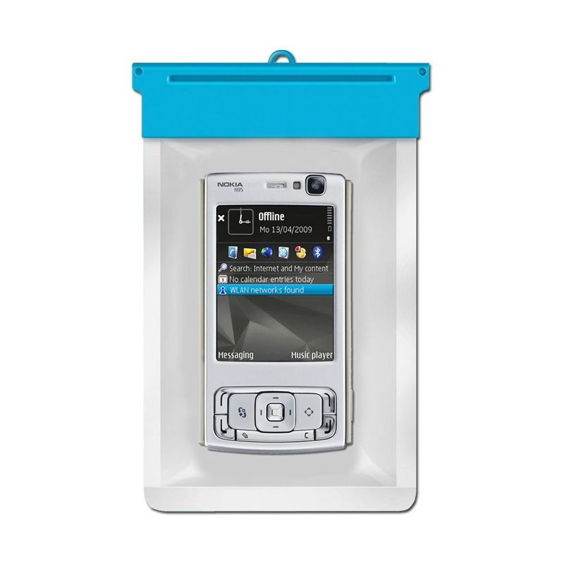 Zoe Waterproof Casing for Nokia 6730 Classic