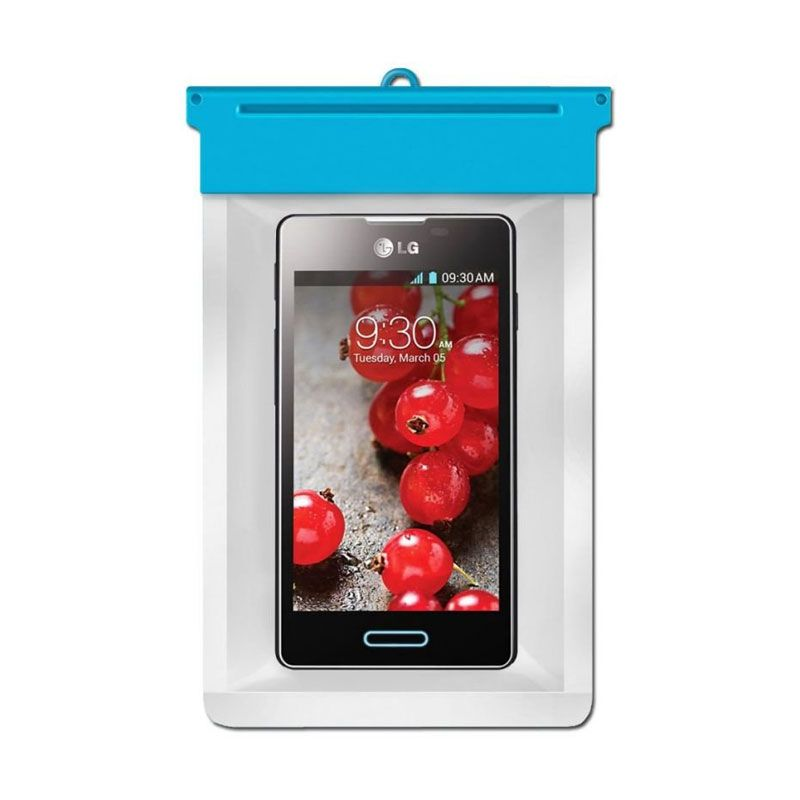 Zoe Waterproof Casing for LG C320 InTouch Lady