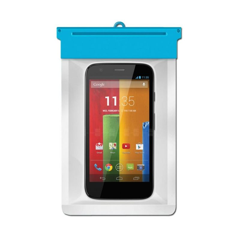 harga Zoe Waterproof Casing for Motorola Gleam Blibli.com